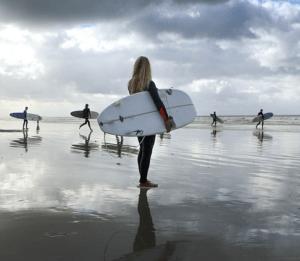 Tipps für den ersten Surfurlaub