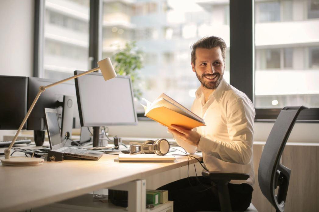 Saubere Büroräume fördern das Wohlbefinden