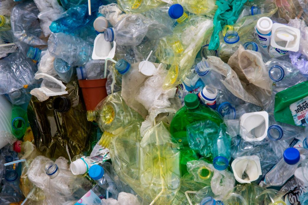 Müll ordnungsgemäß entsorgen