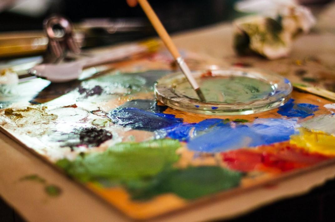 Read more about the article Acrylfarben – vielseitig und leicht in der Anwendung!